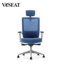 Chaise de bureau chaise chromée moderne et populaire