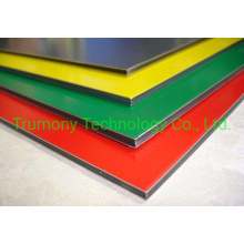 3D Cladding Panels with Perforated Acm ACP Aluminum Composite Panels Solid Aluminum Sheet