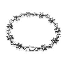 Bracelets de chaîne de bijoux en acier inoxydable unisexe