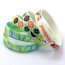Anime Silicone Wristband, Recycled Silicone Wristband