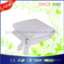 Polyester Bedding Set Electric Heated Blanket for Warming