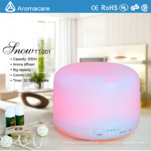 Aromacare Colorful LED Decoration CE RoHS Room Fragrance Diffuser Electric