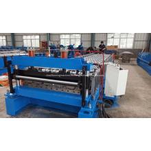 Máquina perfiladora automática de tejas para techos de paneles de hoja ibr