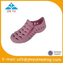 Nice holey clog shoe
