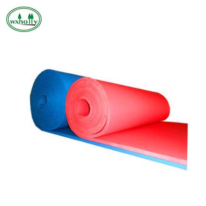 Colored Pipe Insulation