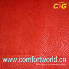 Auto Velvet Upholstery Fabric