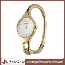 Мода Изысканный Браслет Большой Циферблат Часы