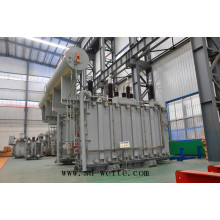 110kv Oil-Immersed Distribution Power Transformer From Manufacturer for Power Supply