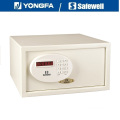 Safewell AMD Panel 23cm Height Hotel Laptop Safe