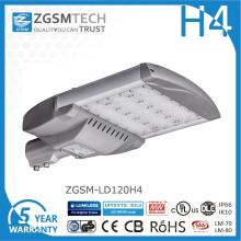Günstige 120W LED-Straßenleuchte mit Philips Lumiled Chips