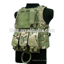 Military Airsoft Multi camoTactical Vest