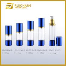 Aluminium Cosmetic Airless Bottle Set
