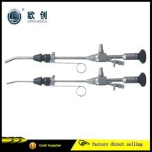 5.2mm Hysteroskop Set, 6.2mm Gynäkologie Chirurgisches Instrument, Hysteroskop