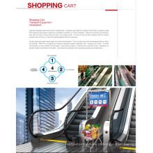 Escada rolante para carrinho de compras FUJI