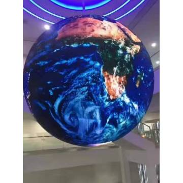 PH3 Sphere LED Display بقطر 4.0 متر