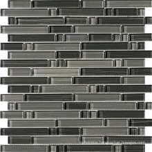 Hot Sale Glass Mosaic, Wall Tile Mosaic, Strip Mosaic