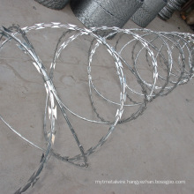 Galvanized Hot Sale Razor Wire (factory)