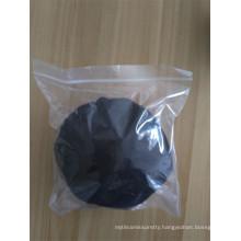wholesale factory price cheap natural black synthetic fake hair bun