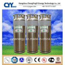 DOT-zugelassener industrieller flüssiger Sauerstoff-Stickstoff-Argon-Dewar-Zylinder