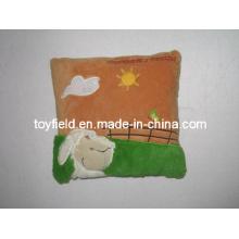 Almofada de pelúcia para animais Almofada de pelúcia para peles de pelúcia
