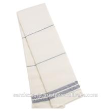 plain white tea towels