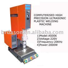Computerised Ultrasonic Plastic Welding Machine For PVC Products