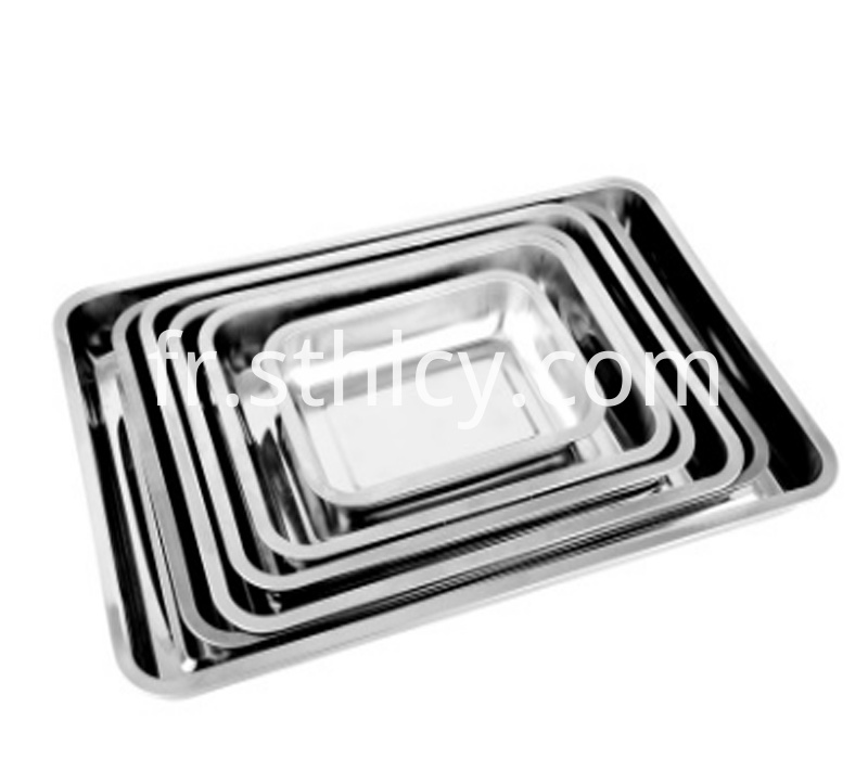 Quality Stainless Steel Bake Ware