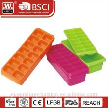 4013 Ледяной куб лоток, изделия из пластика, пластиковая посуда