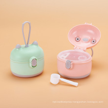 Baby snacks milk powder container portable baby food dispenser