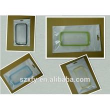 Caja de teléfono celular Bolsa de plástico de embalaje