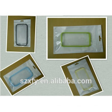 Étui pour téléphone cellulaire Sac d'emballage en plastique