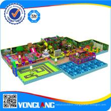 High Quality Cheap Large Amusement Park Indoor Playground, Yl-Tqb050