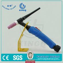 Kingq Wp - Горелка для дуговой сварки TIG 18 со сборным корпусом и газовым баллоном
