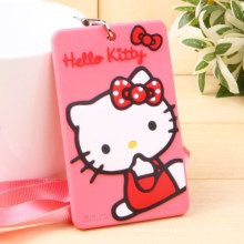 Promotional Travel Durable Cool Soft PVC Luggage Tag