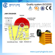 Rock Stone Jaw Crusher From Bestlink China