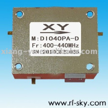 400-800MHz Piece together plamo Assembly Dual Isolators