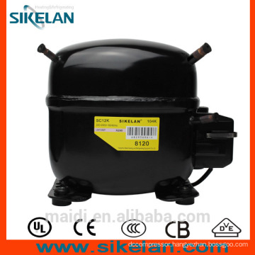 Refrigerator Spare Parts R290 Compressor SC12K