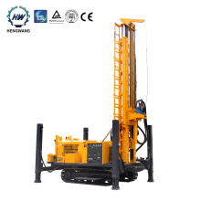 450M depth portable crawler  DTH  water well drilling rig price