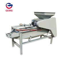 Máquina desgranadora y separadora automática de nueces de almendras