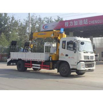 Dongfeng Truck With Loading Crane