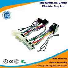 Arnés de cable de la asamblea de cable del conector solar