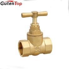 ЛБ Гутен топ ручной мини-Разъем типа природа шаровой Кран запорный Клапан