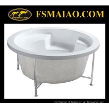 Banheira de imersão acrílica simples da qualidade excelente (BA-8807B)