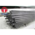 Seamless honed aluminum cylinder tubing