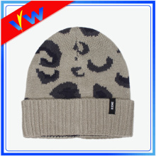 Wholesale Woven Label Winter Beanie Hat