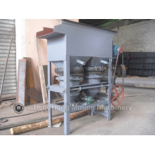 Séparateur de jigger de machine de Jigger de double puissance de saphir de la Tanzanie