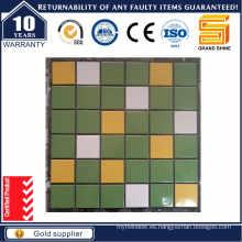 Mix Color Esmaltado Piscina Mosaico De Cerámica GS3403