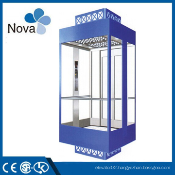 Home Elevator Cabin with L Car Frame