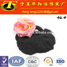 China schwarz Aluminiumoxid Großhandel