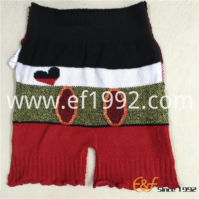 Cold proof short pants for children